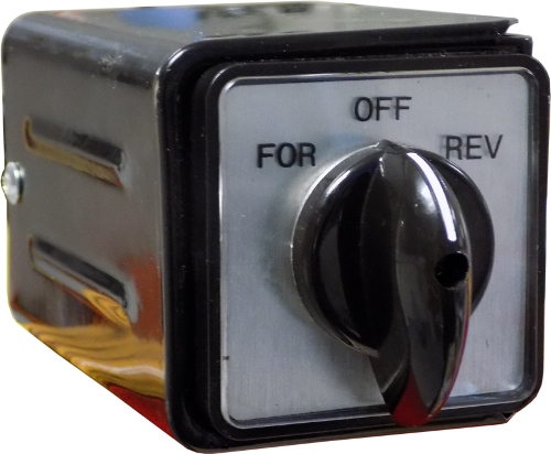 XYZ Top One 1500 Forward - Reverse Switch & Box