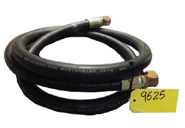 Though Coolant Balance Pump Hose For XYZ 560 VMc