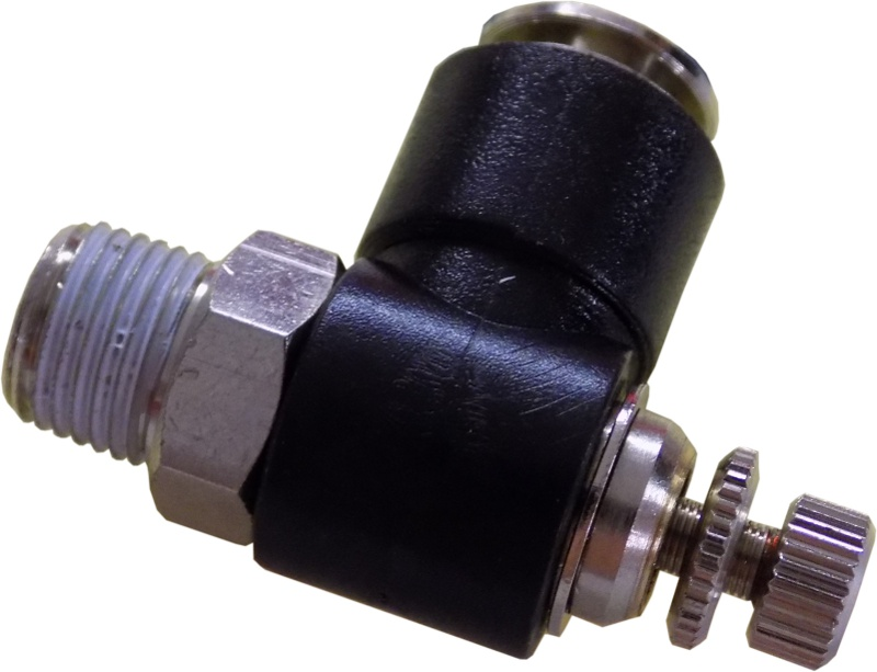 Valve Flow Control ATC for 2-OP 6mm x 1/8 BSP