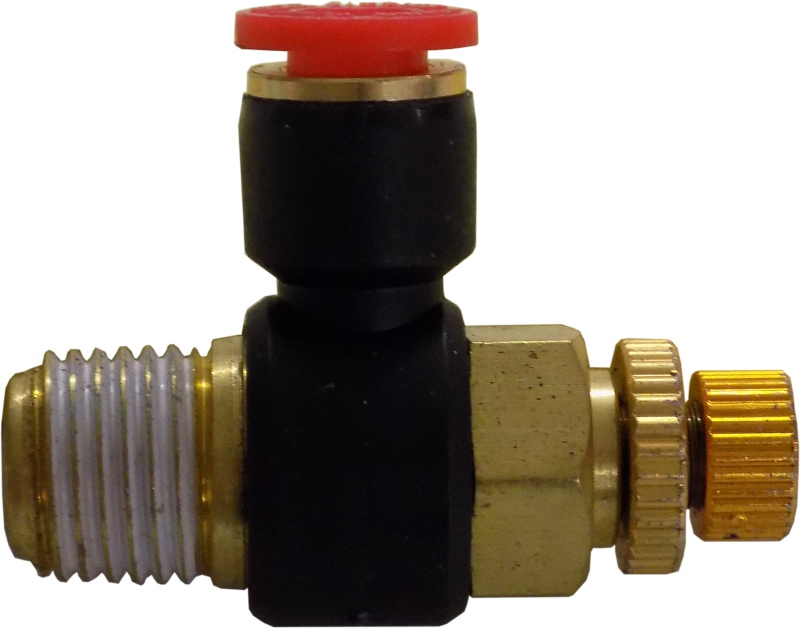 Valve Flow Control Air for 2-OP