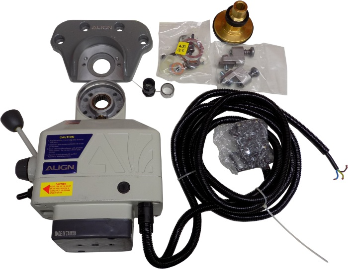 Align Electronic Power Feed AL500PX - X Axis SLV ONLY
