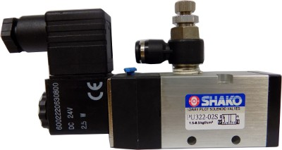 Air Solenoid Complete Assembly For Mini Mill Air Blast