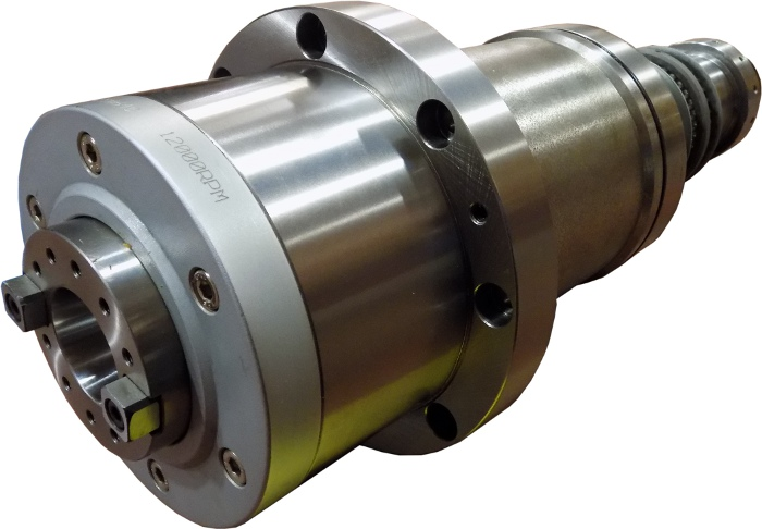12000 Rpm Spindle Cartridge Option For XYZ 1020 TSC Ready