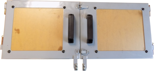 XYZ Top One 1500 Guard Door Including Perspex