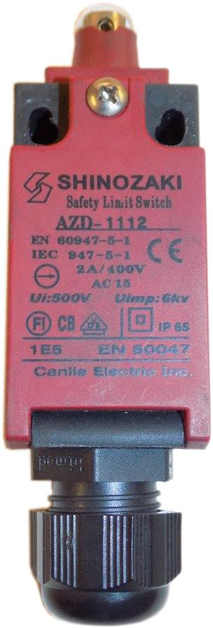 Limit Switch For XYZ 260 Bandsaw