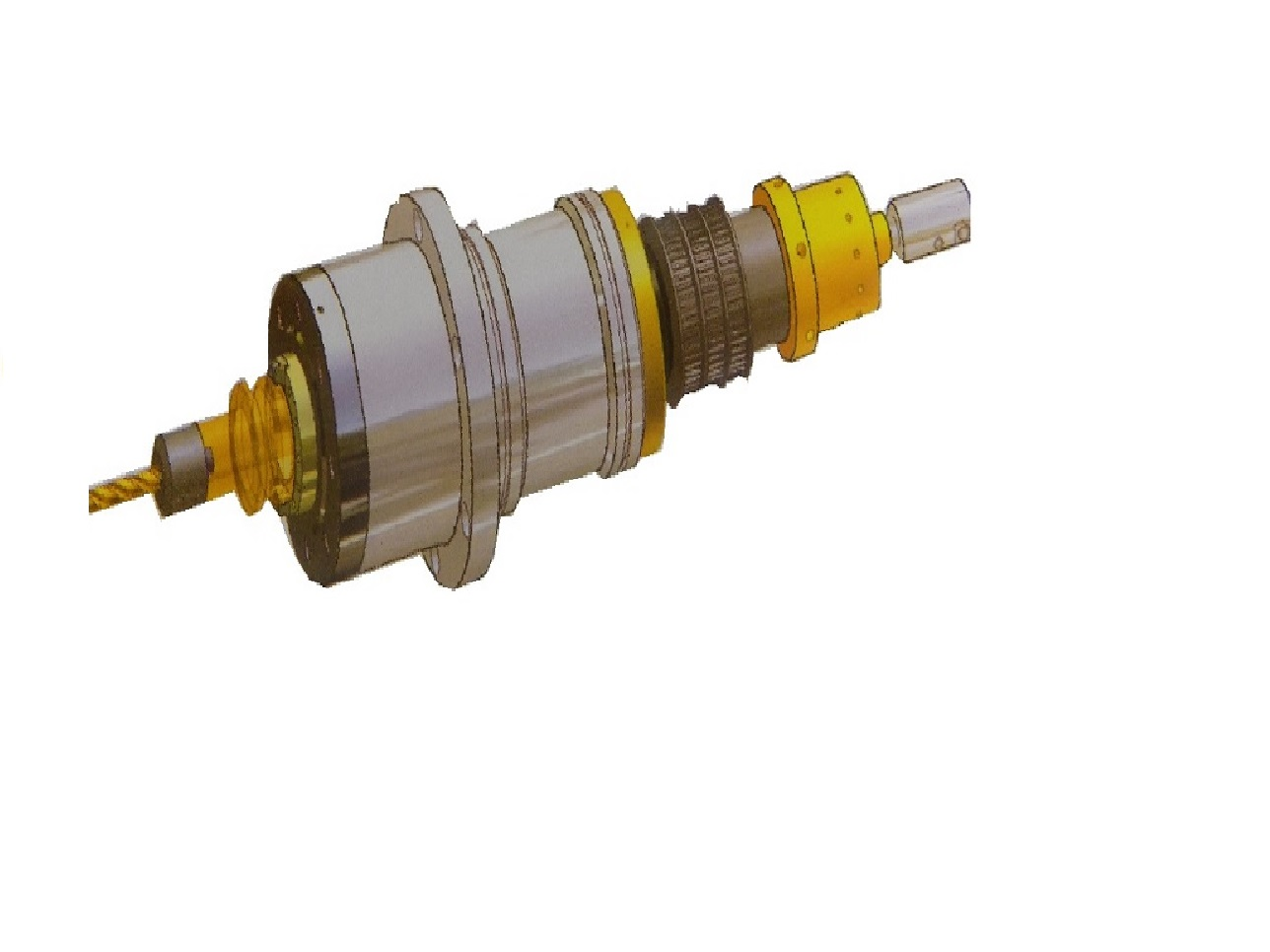 Through Spindle Coolant kit for 710 & 1020 (XYZ Fit)