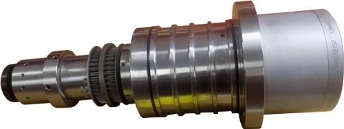12000 Rpm Spindle Cartridge For XYZ 710 TSC Ready