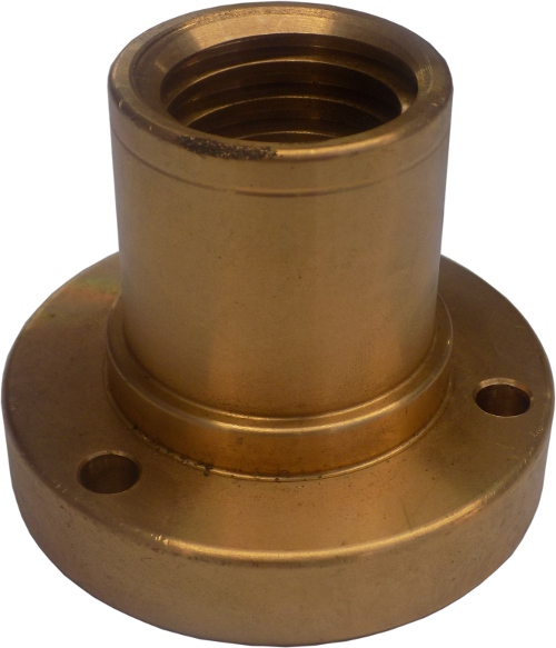 XYZ Top One 1500 Elevating Screw Nut