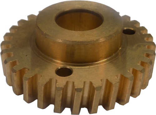 XYZ Top One 1500 Worm Gear