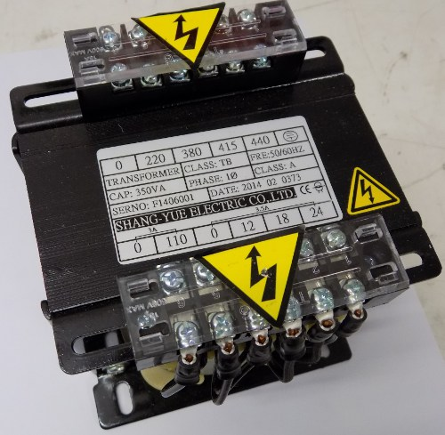 XYZ Top One 1500 Main Transformer