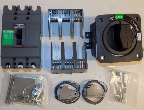 Door Isolator Set For 710 VMC & CT 52 50A