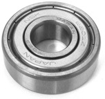 Bearing 6201 ZZ To Suit XYZ 260 Bandsaw (Blade Guide)