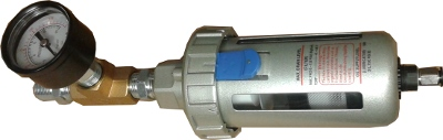 Water Drain / Filter For 1060 HS VMC