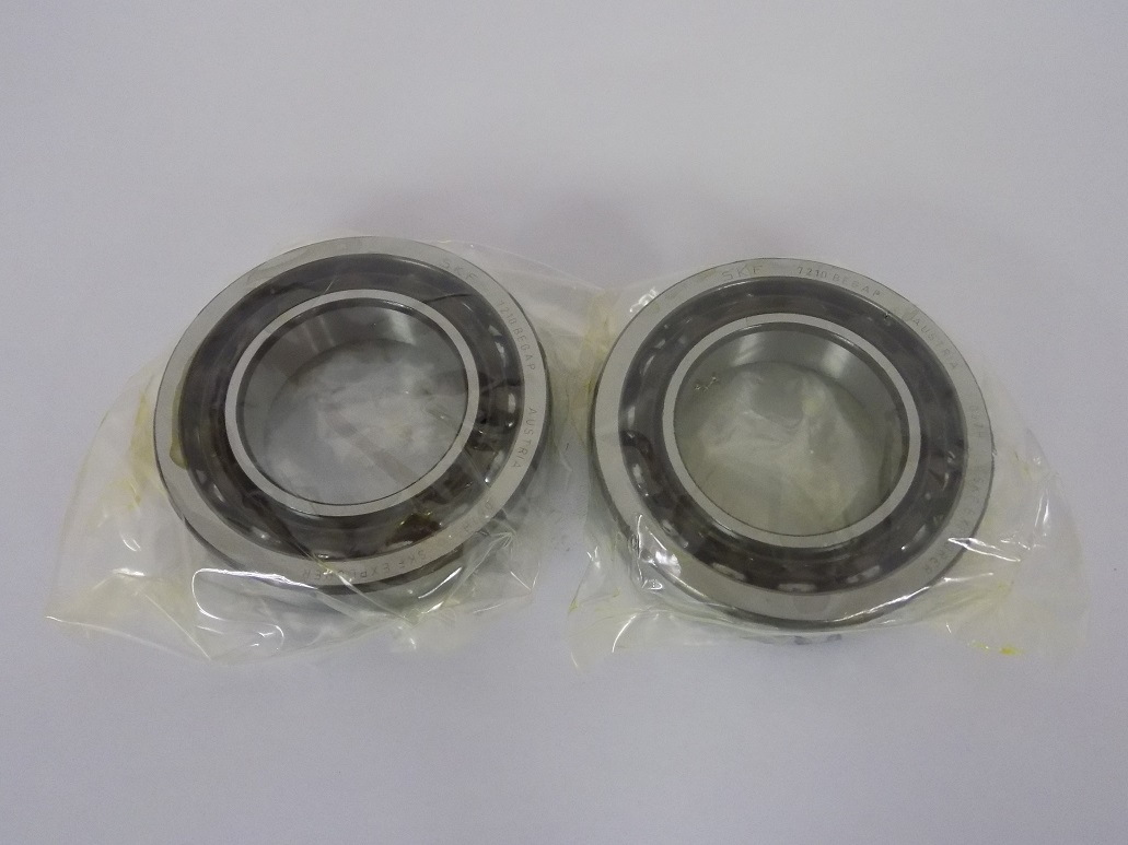 Pair of Bearings 7210DBA For SMX 3500