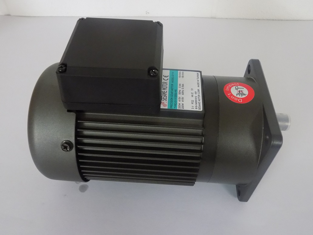 Motor for Auger Type Swarf Conveyor Mini Mill 560