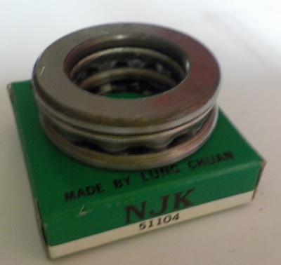 Thrust Bearing 51104 For XYZ 1550
