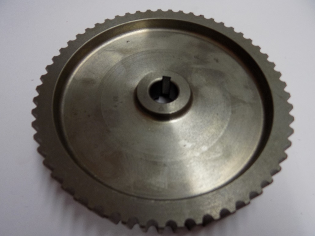 Belt Pulley - Round Tooth Type - DPM/TRM