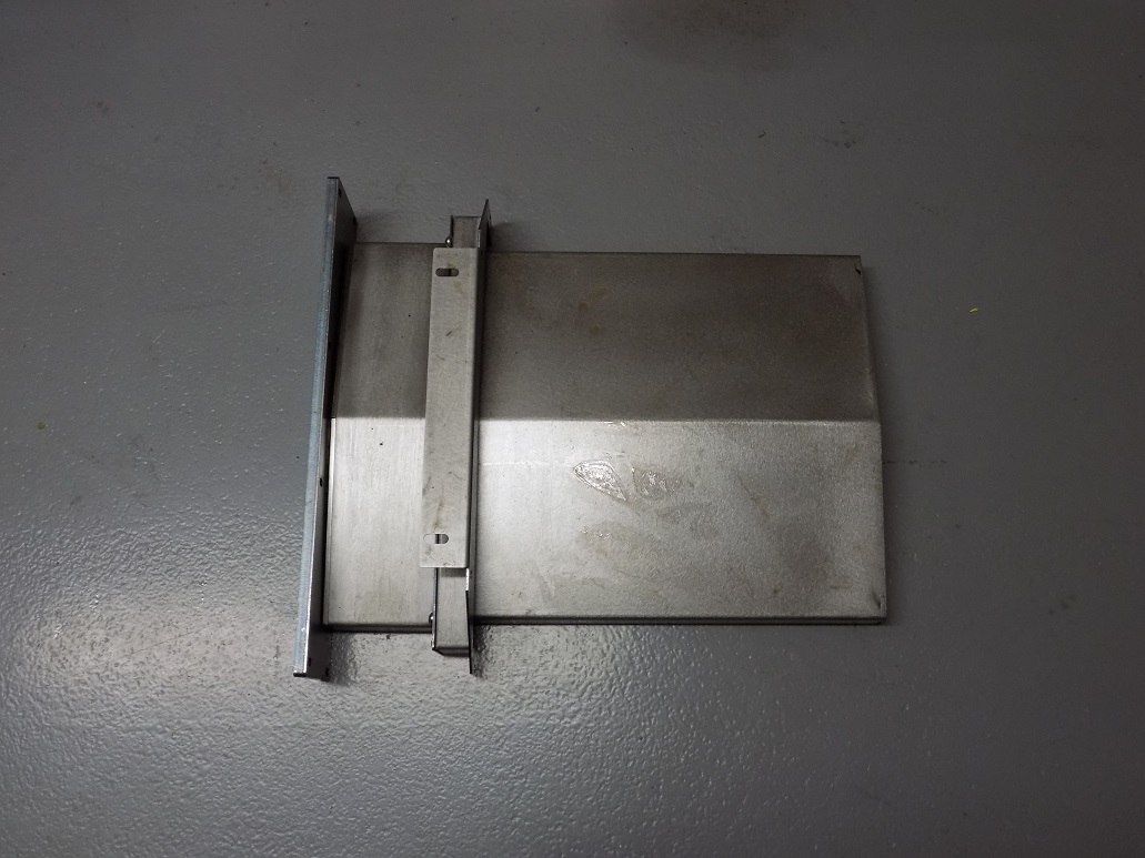 Concertina Cover,  Rear Y Axis Slideway - Mini Mill 560