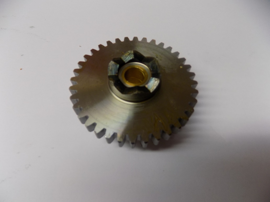 Clutch Gear Assy For XYZ 1550