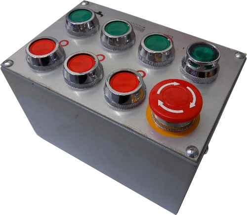 XYZ Top One 1500 Main Switch Box