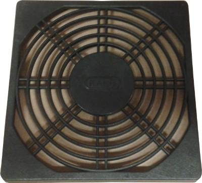 Mini Mill Door Fan Filter Cover - Top Elec Door