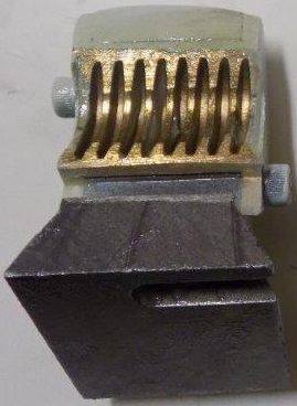 Half Nut Bracket Set For XYZ Trainer Lathe