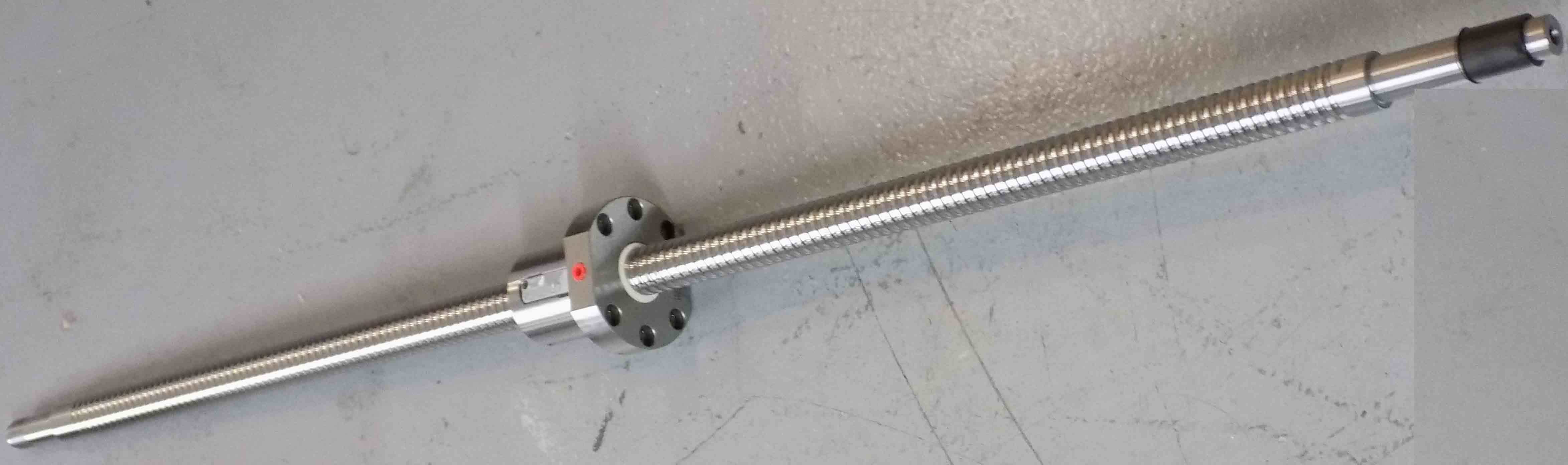 Ballscrew X Axis For LR 1000