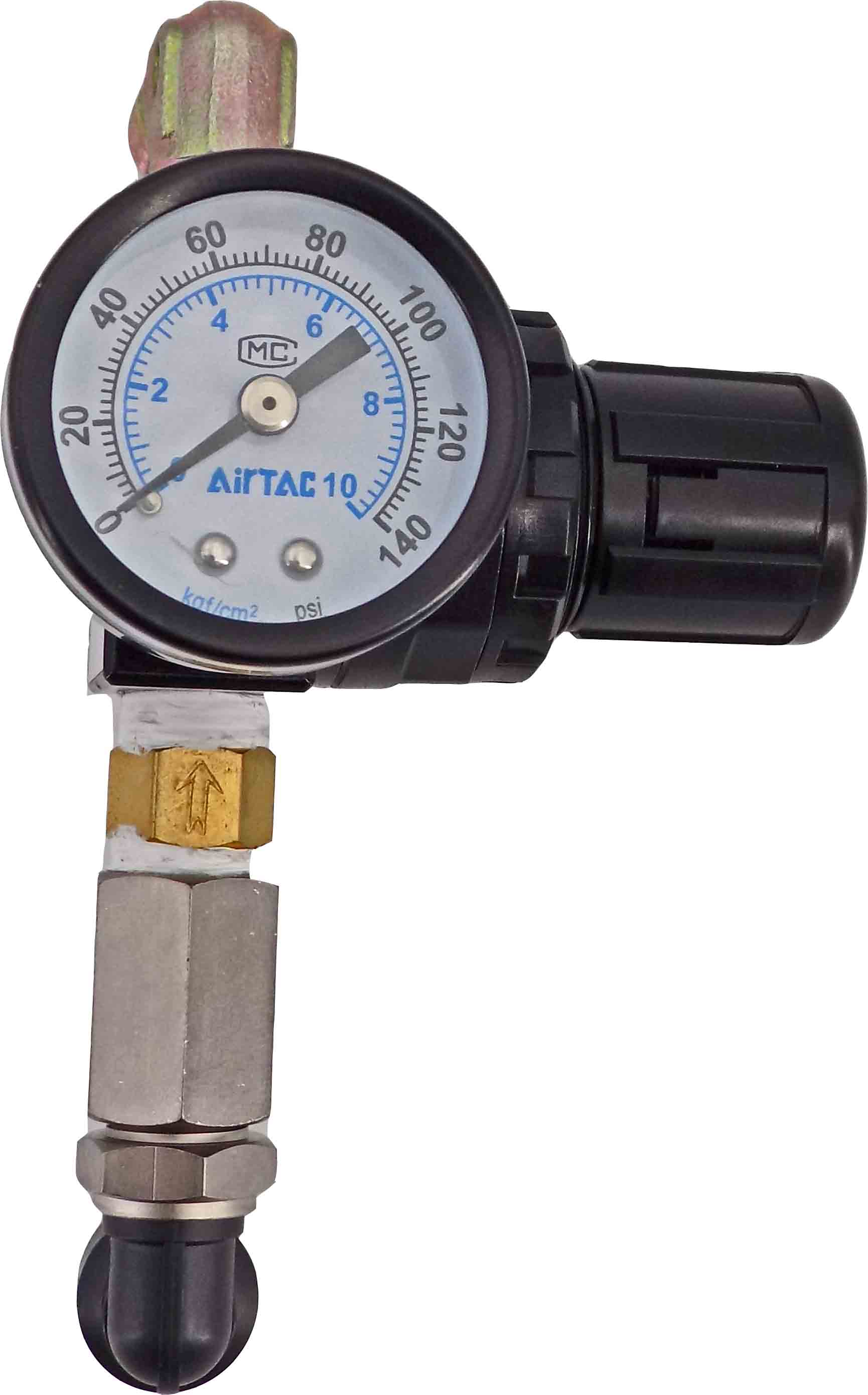 Air Regulator for 2-OP