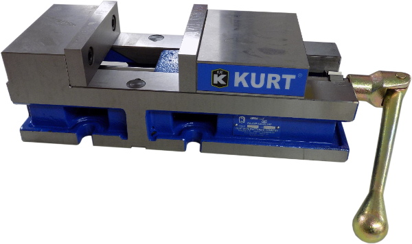 3600V  Kurt Vice For 2-OP Machine
