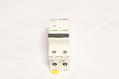 Circuit Breaker 2P 2A for UMC-5X