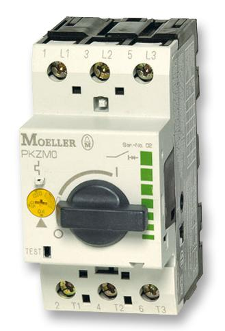 Moeller Circuit Breaker For Motor Mini Mill 560 .63 - 1A