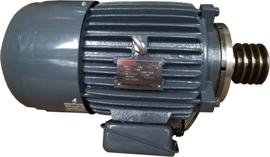 Main Spindle Motor C/W Brake For XYZ 1630 Lathe