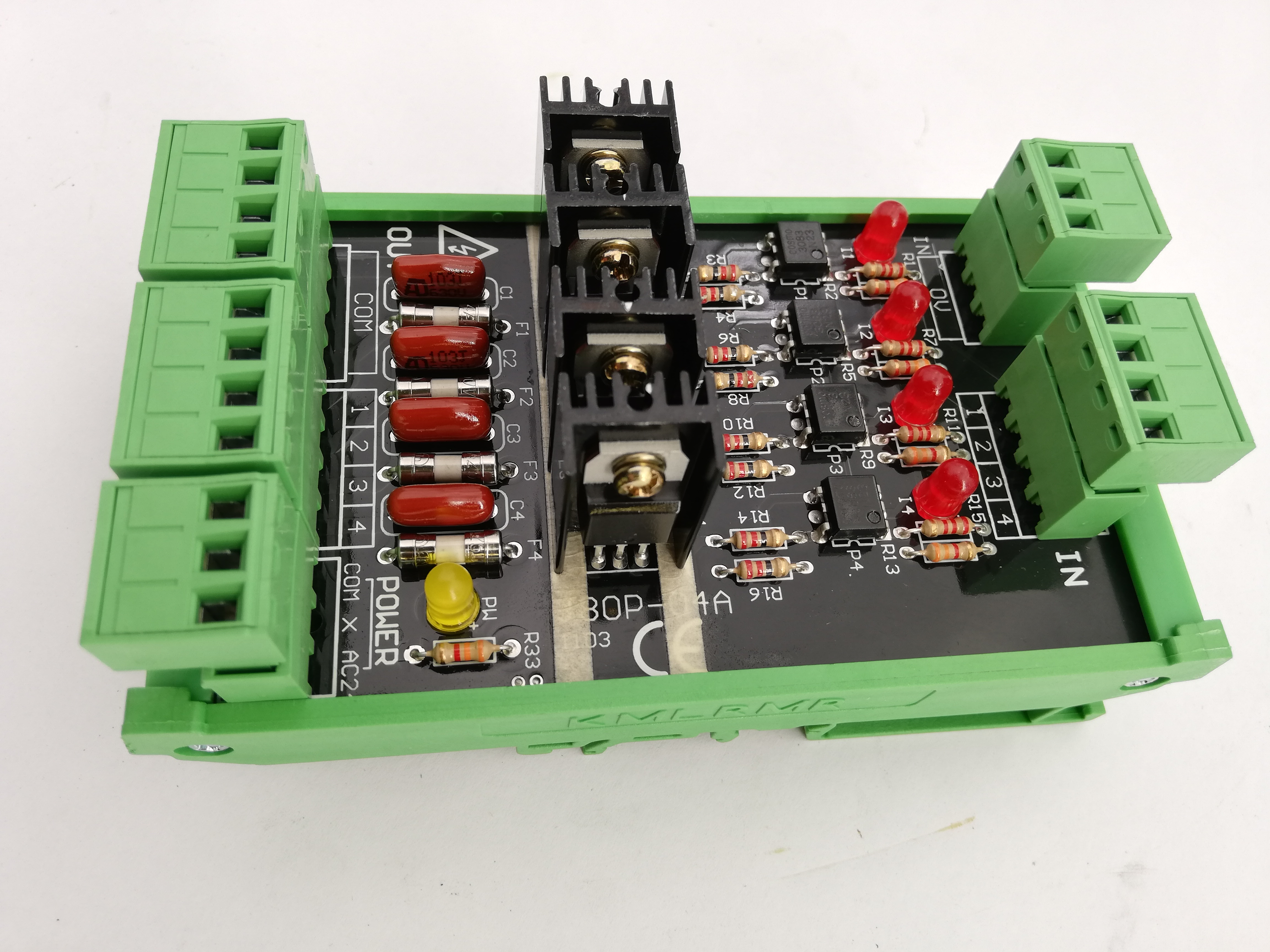 PCB Relay Board 1020 VMC
