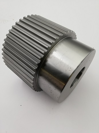 Motor Pulley  1:1 Ratio For 1060 HS With Twin 20mm Pulley