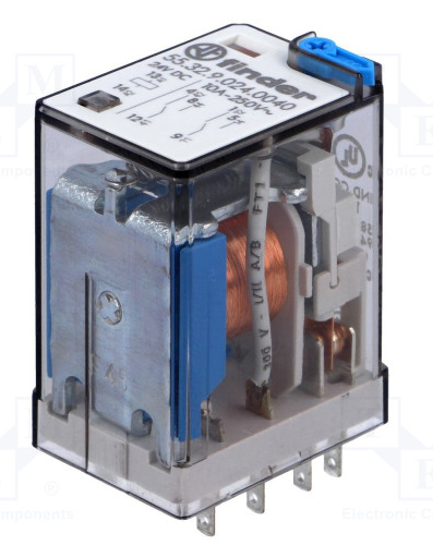Finder Relay 24V DC