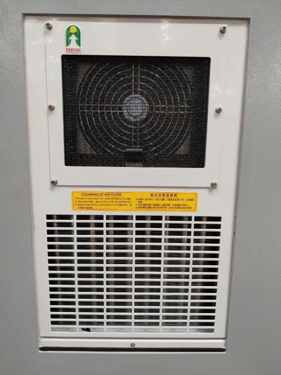 Main Chiller / Heat Exchanger Fan Units On RLX 780