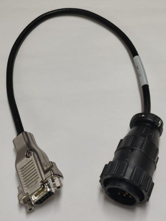 D9 To SWI Adaptor Cable Patch Lead