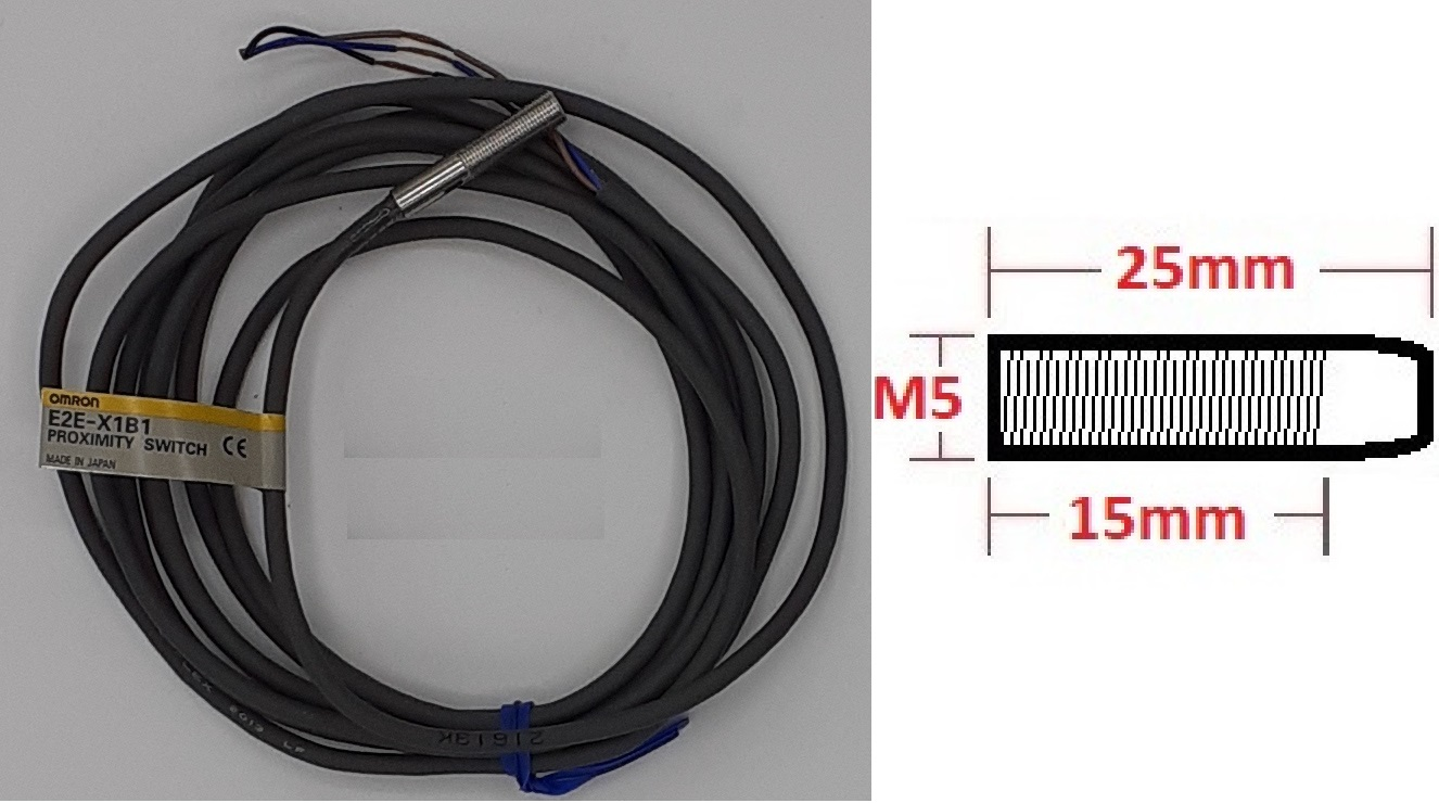 Turret Proximity Switch for 320LTY