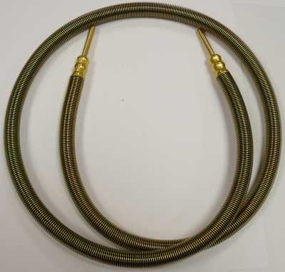 """Flexible Lube Pipe All Turrets 31"""" / 800 mm"""
