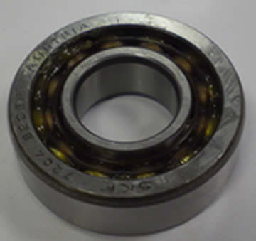 SKF Bearing (Pair) 7204BECBP for 2-OP