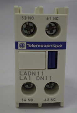 Aux Contact Telemechanique 1500 / 2000 / 3000 - LADN11