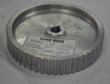Timing Belt Pulley KRV 2000