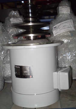 Main Spindle Motor Assembly - 5 HP - KRV 3000