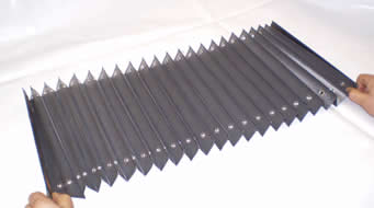 Concertina Guard To Suit PRO 410 - One Side Only