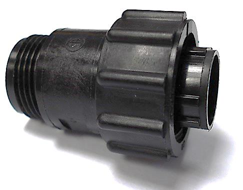 Connector Plug Assy (206429-1) 4 Pin