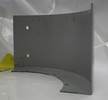 Chuck Cover Guard For 315mm Chuck On Pro 420 425 (260 Rad)