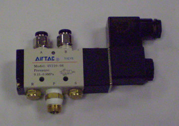 Air Brake Solenoid Valve Unit 110V For KRV Machines