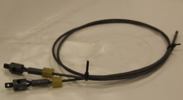 Cable For Door  Chain Lift Kit On VL 355 420 425 (Pair)