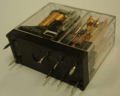Omron Power Relay 24 VDC 5A For Mini Mill 560