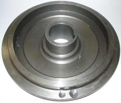 Spindle Fixed Pulley On Vari- Speed Head For Jih Fong 1500